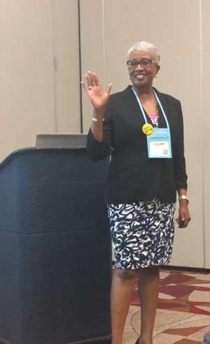 Lillian Davenport, Speaker, Facilitator, Trainer